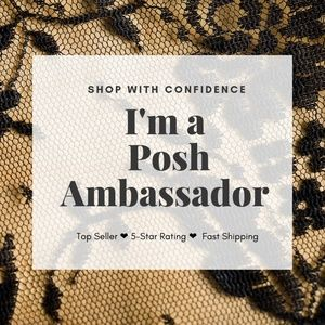 Other - We are officially Poshmark Ambassadors!